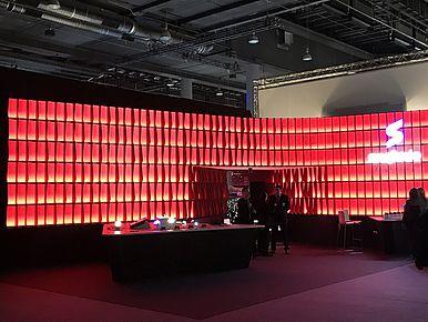 Büro Jung auf der IMM Cologne 2018